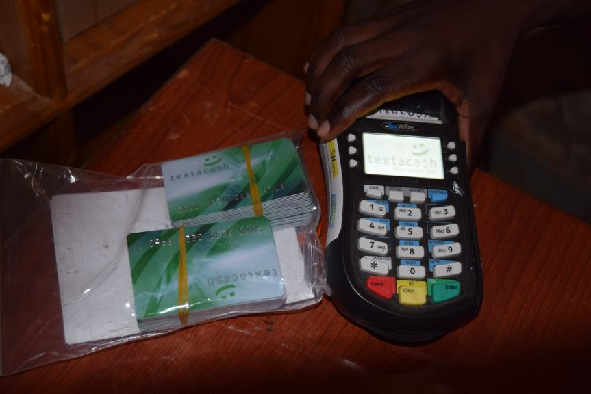 Plastic Pays: Securing smallholder incomes through mobile money and card payments