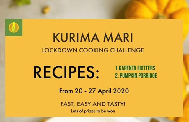 Kurima Mari #Lockdown Cooking Challenge